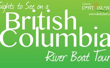 British Columbia river boat tour