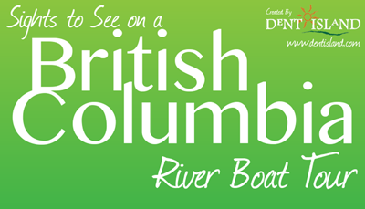British Columbia river boat tour