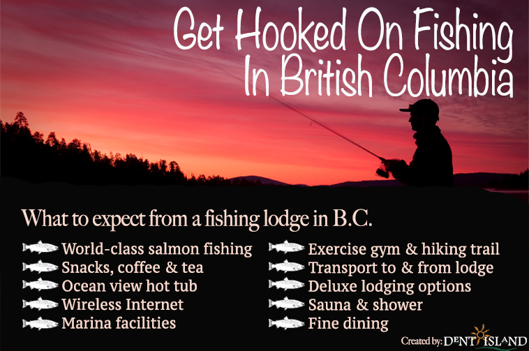 Get Hooked on fishing in British Columbia