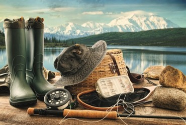Fishing trip gear